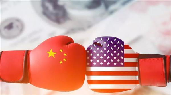 中国反美贸易战第一锤落地,美国喊痛俄印喊爽